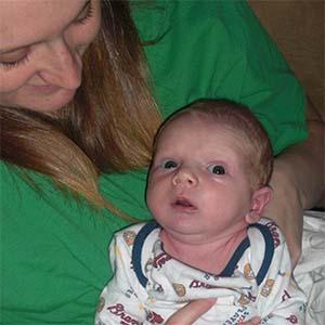 Jordan natural birth with Kopa Birth online birthing classes