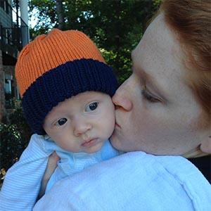 Laura P natural birth with Kopa Birth online childbirth classes