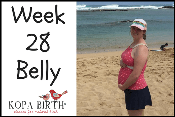 week 28 pregnancy baby weight