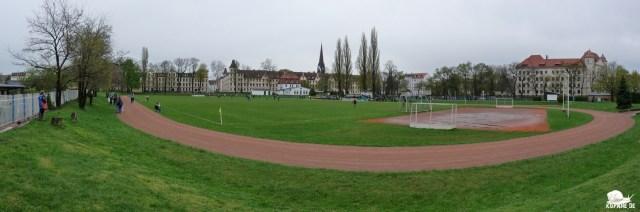 Sportplatz Charlottenhof Leipzig