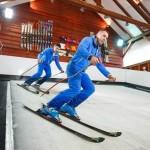 ski track simulator ada