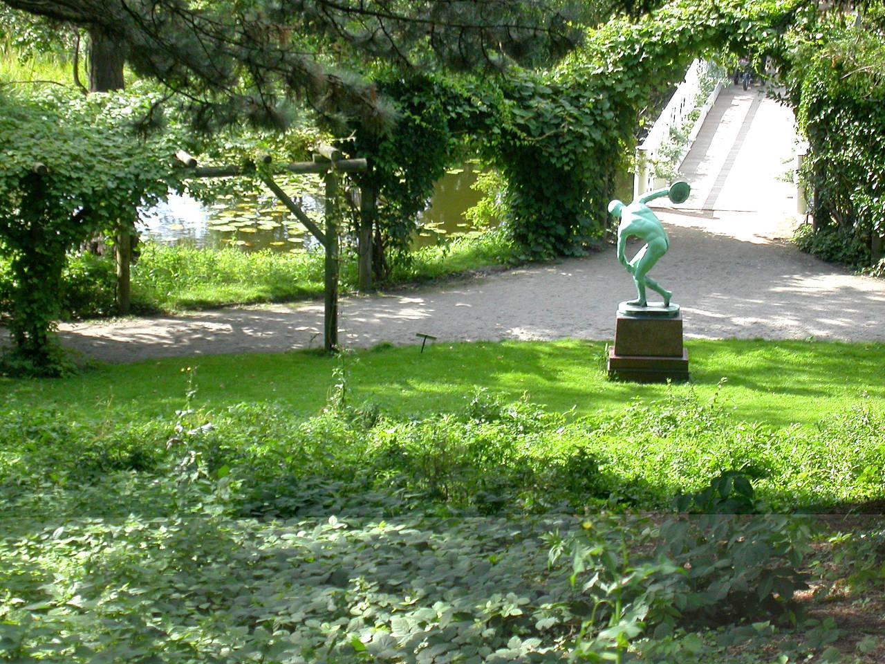 Fotos Botanischer Garten Von Kopenhagen In Fotogalerie