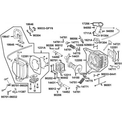50cc Scooter Cdi Wiring Diagram Gy6 Dc-Cdi Wiring Diagram