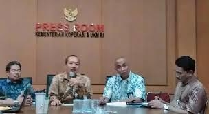 Deputi Pengawas Kemenkop : Mencegah Koperasi Jadi Wadah Pencucian Uang