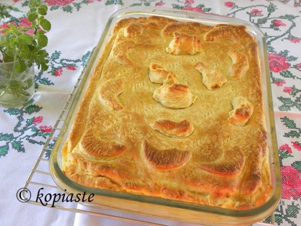 Kotopita with Puff Pastry2