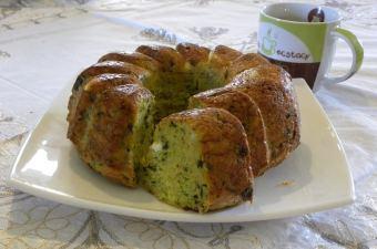 Αλμυρό Κέικ με Κολοκύθι εικόνα
