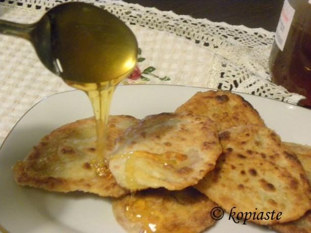 πισίες με μέλι εικόνα
