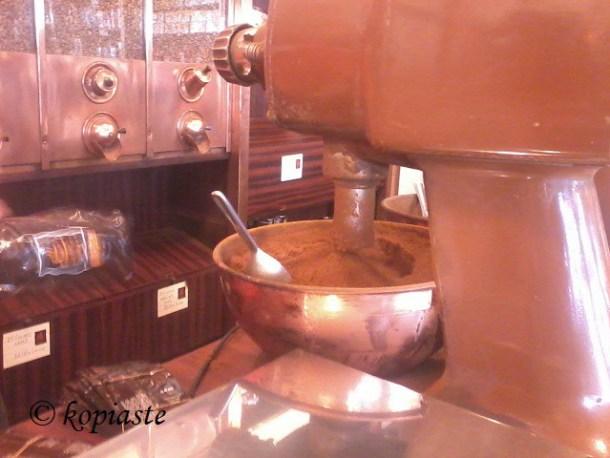 Αλεσμένος Ελληνικός καφές εικόνα