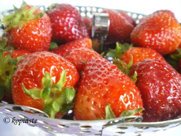 φράουλες φωτογραφία