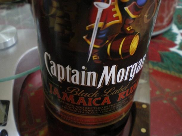Ρούμι Captain Morgan's εικονα