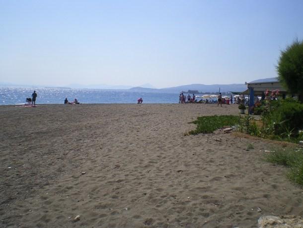 Εύβοια παραλία Αμάρυνθος εικόνα