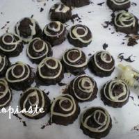 Σπιτικά Σοκολατάκια με ρόδι και κανέλα
