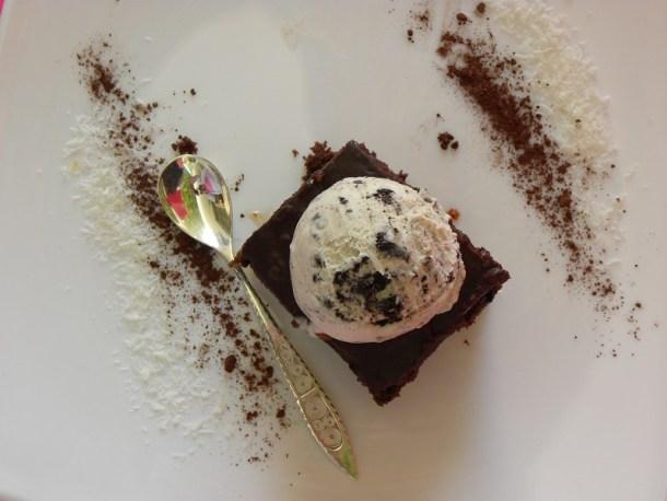 Καρυδόπιτα με Παντζάρια και σοκολάτα εικόνα