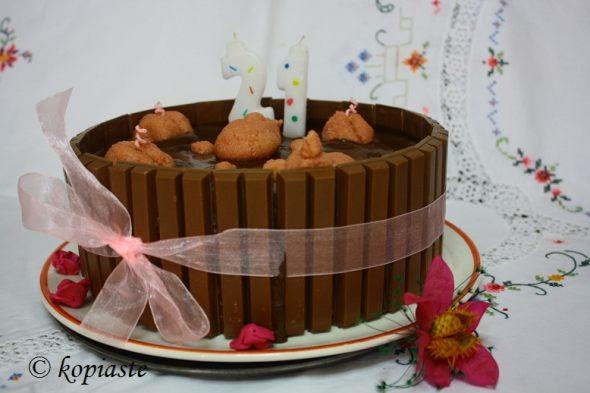 Elia's Birthday Cake