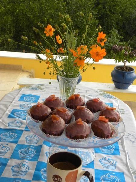 Banana Quince cupcake3