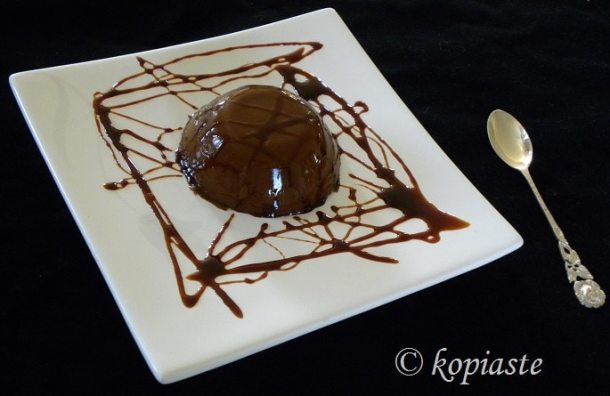 chocolate carob cream