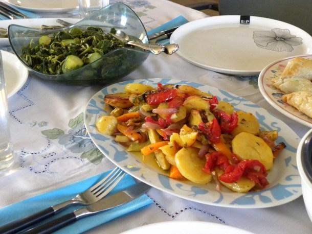 Ψητά Λαχανικά αλα Μπριάμ εικόνα