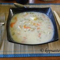 Τρως Σούπα Άρρωστε;