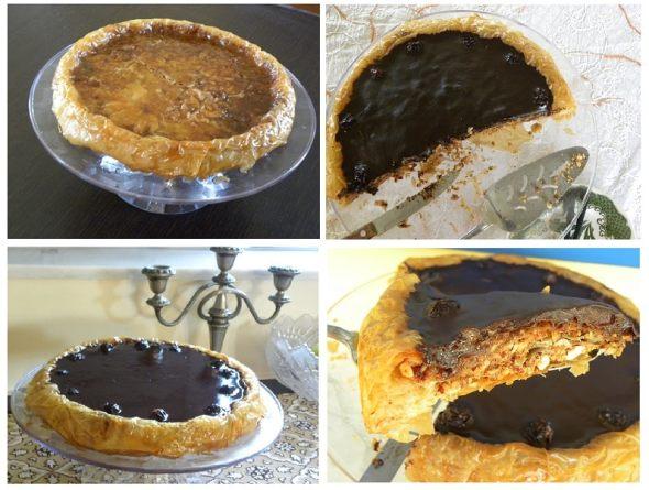 new chocolate tart