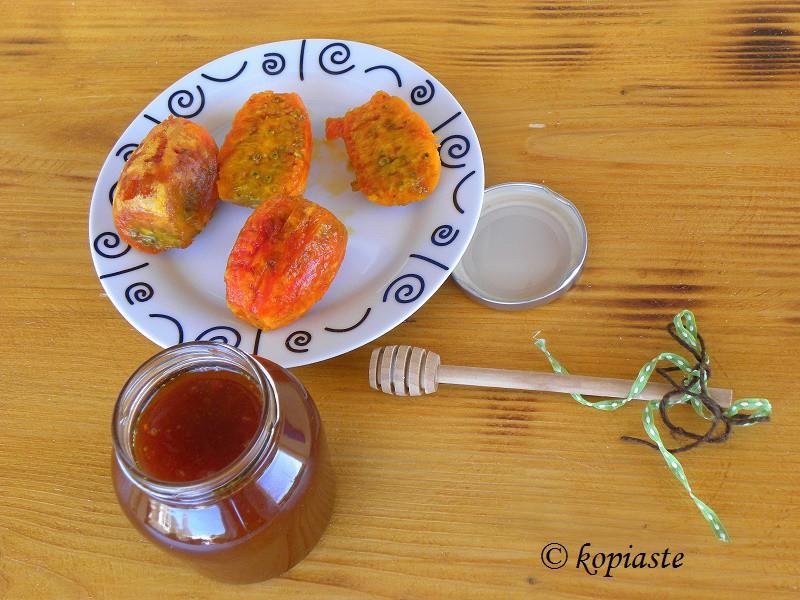Σιρόπι φραγκόσυκου