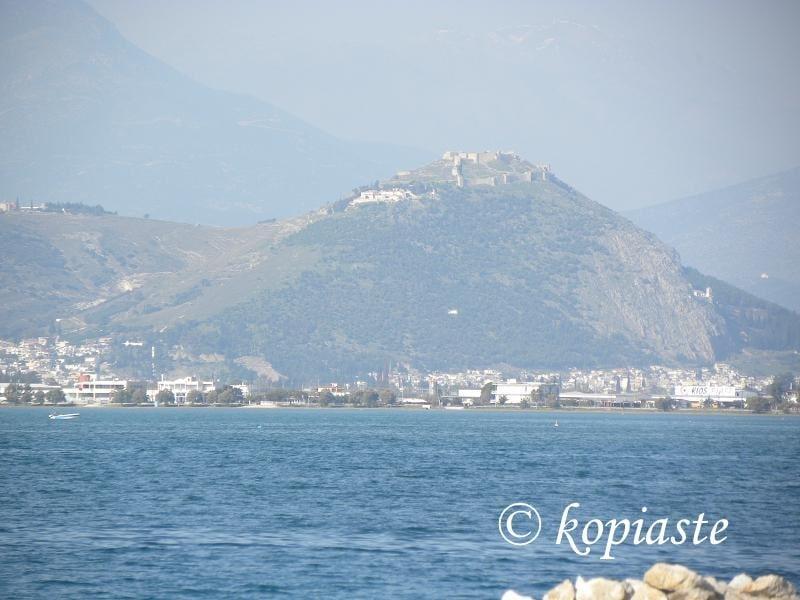 Το κάστρο της Λάρισας, Άργος εικόνα