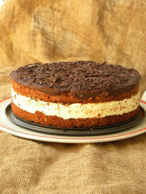 Κέικ Καρύδας Σοκολάτας Μπάουντυ εικόνα