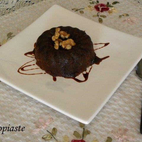 Χαλβάς με Πετιμέζι, Καρύδια και Γλυκό Καρπούζι