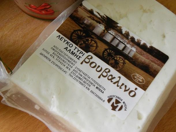 Λευκό τυρί εικόνα
