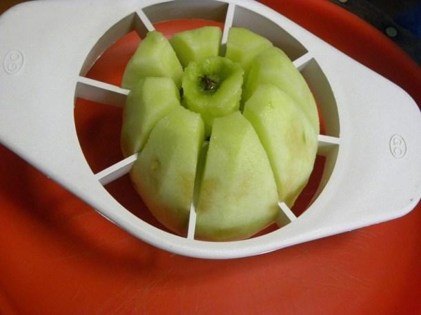 κόβω τα μήλα εικόνα