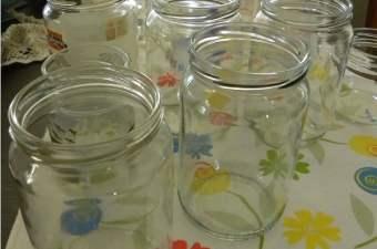 how to sterilize jars