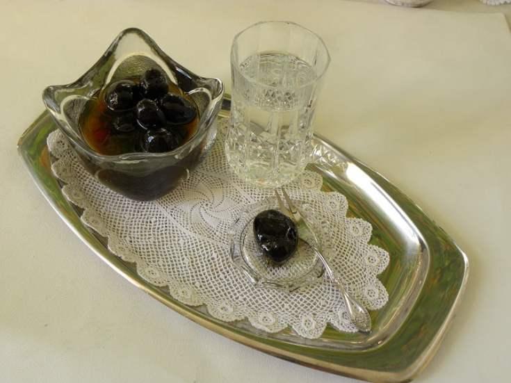 Glyko Karydaki – Fresh Walnuts Preserved in Syrup