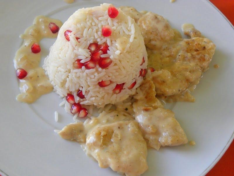 Rice Pilaf (Rizi Pilafi)