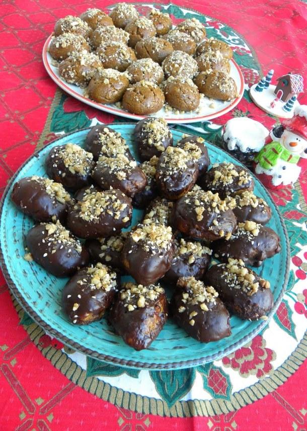 Chocolate Melomakarona image