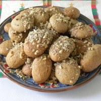 Melomakarona – Honey cookies