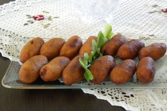 Koupes filled with Mushrooms image