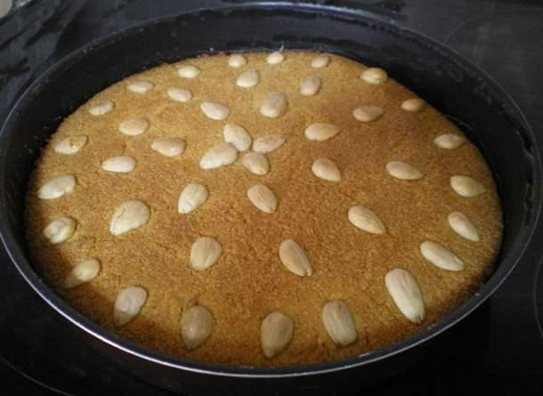 kalon prama semolina cake image