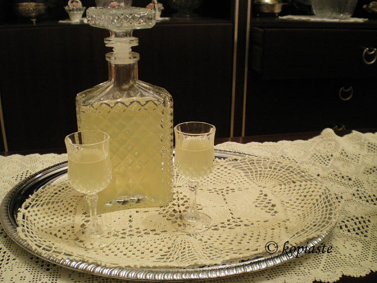 photo of BERGAMOT LIQUEUR
