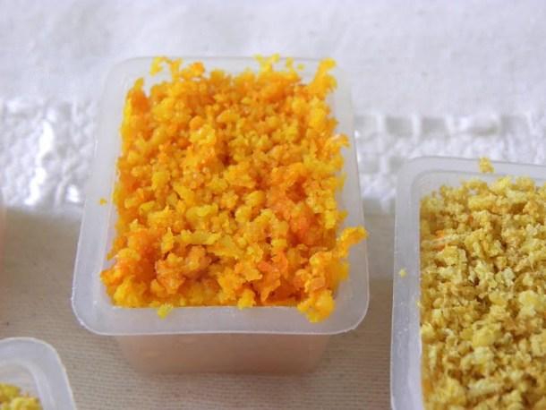 Zest of citrus image