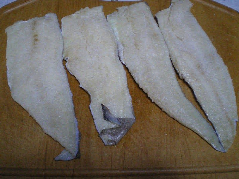 Bakaliaros (Battered-Fried Salted Cod)