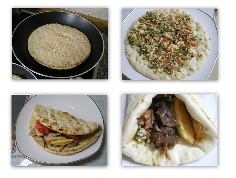 how to make gyros from scratch on a spit
