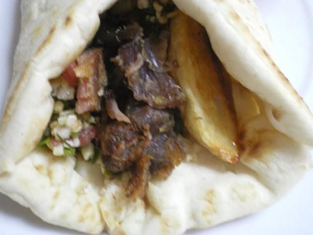 lamb gyros image