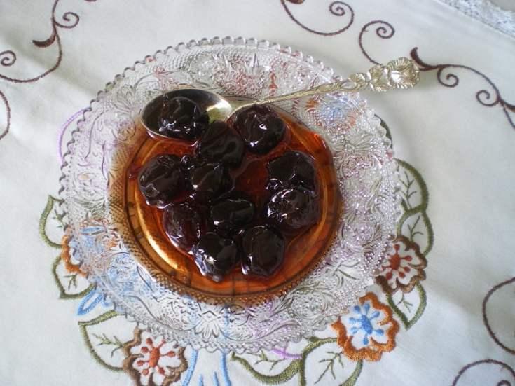 Glyko Kerassi (Cherry Preserve)