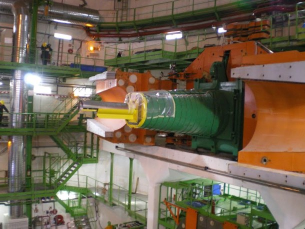 Large Hadron Collider image