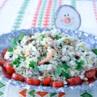 Lahanosalata (Cabbage salad) with Pomegranate – The best salad I have ever eaten!!