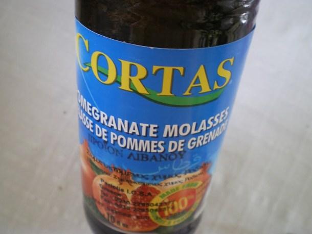 Pomegranate molasses image