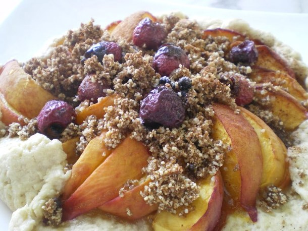 Fruit galette image