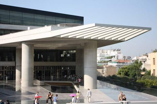 The Acropolis Museum image