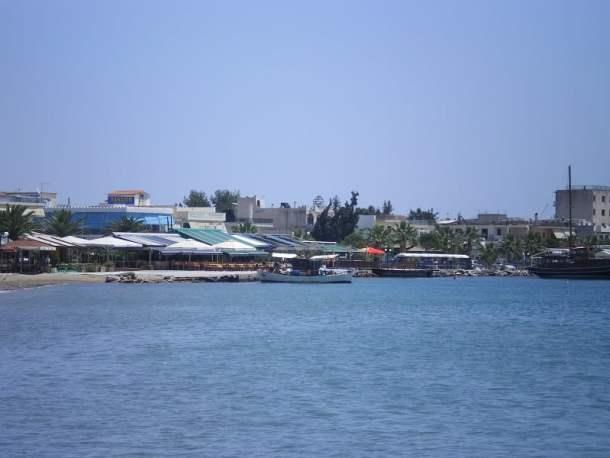 Evia Amarynthos village image