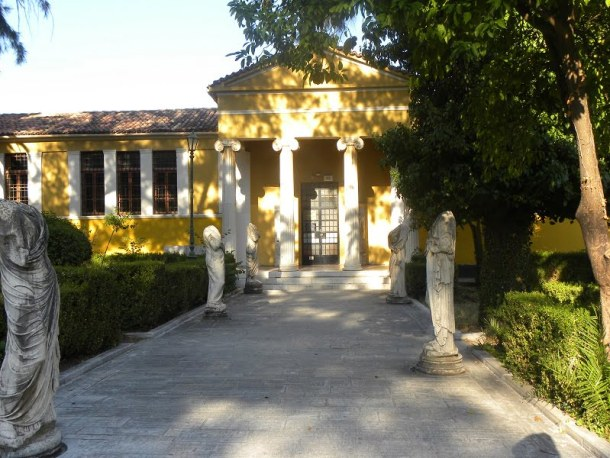 Archaeological museum of Sparta image