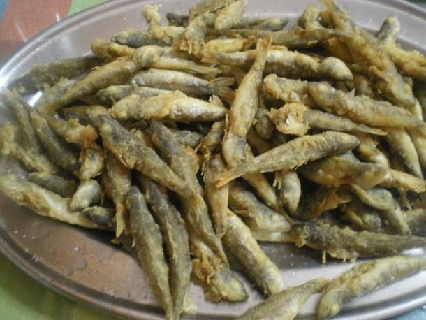Fried marida image